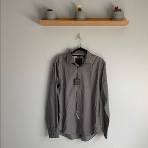 Jos A. Banks Reserve Button Up. Tailored Fit.
